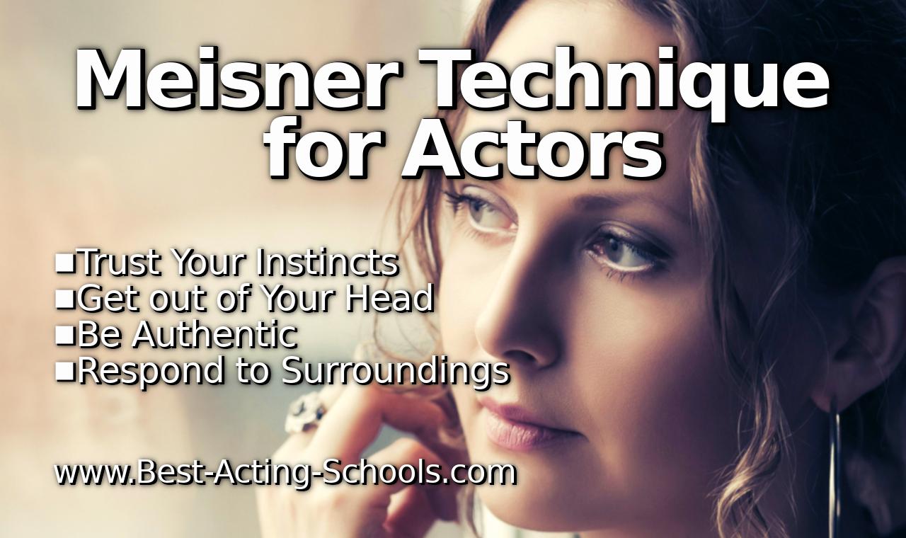 Meisner Technique for Actors
